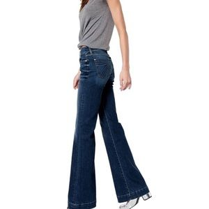 NWT 7 for all Mankind Dojo Flares